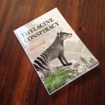 Front cover of the book, Thylacine Conspiracy, by Bill Cromer